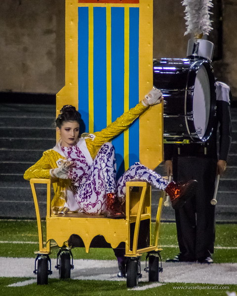 20161021 JBHSOPE - UIL Region 18 Marching Contest-16