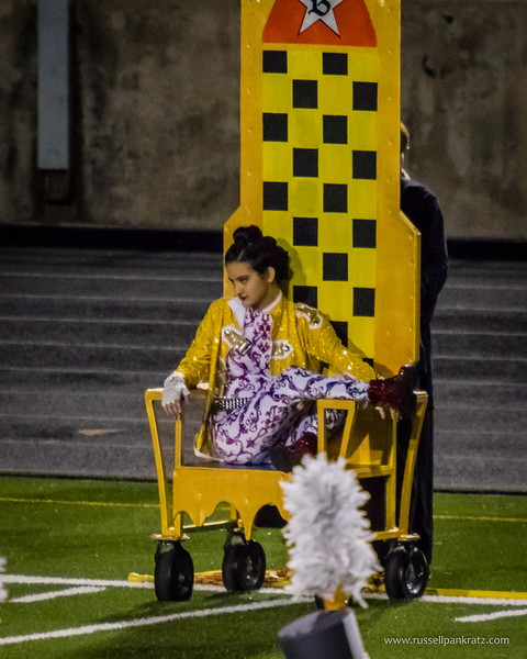 20161021 JBHSOPE - UIL Region 18 Marching Contest-9