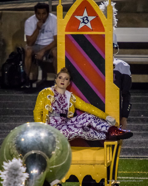 20161021 JBHSOPE - UIL Region 18 Marching Contest-21