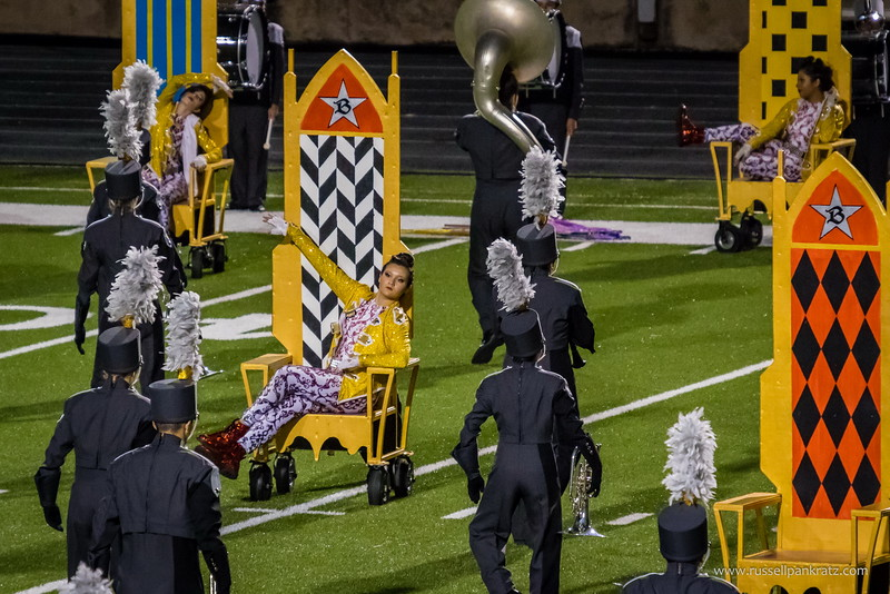 20161021 JBHSOPE - UIL Region 18 Marching Contest-35