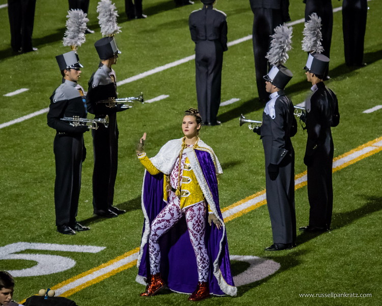 20161021 JBHSOPE - UIL Region 18 Marching Contest-5
