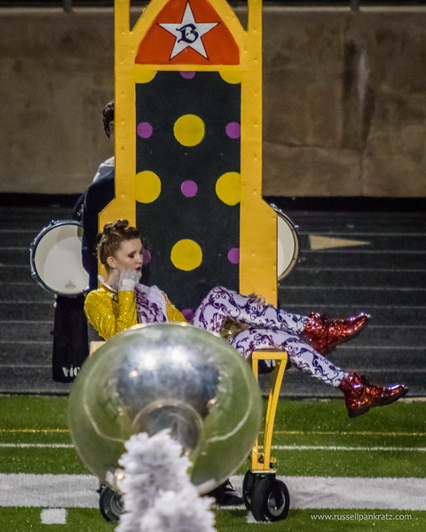 20161021 JBHSOPE - UIL Region 18 Marching Contest-26