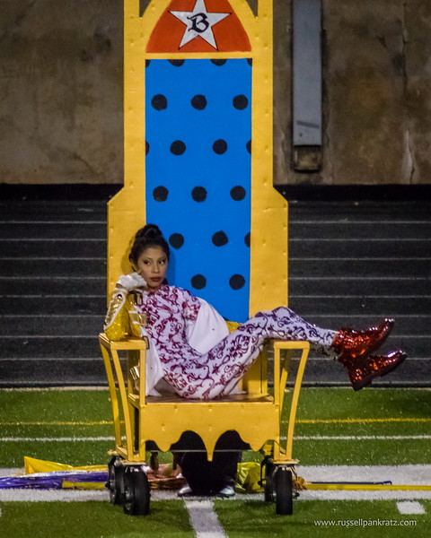 20161021 JBHSOPE - UIL Region 18 Marching Contest-27