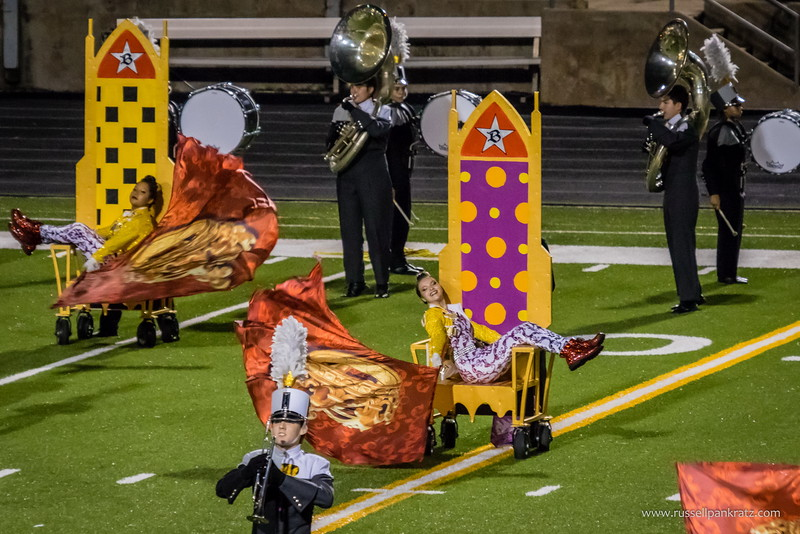20161021 JBHSOPE - UIL Region 18 Marching Contest-39