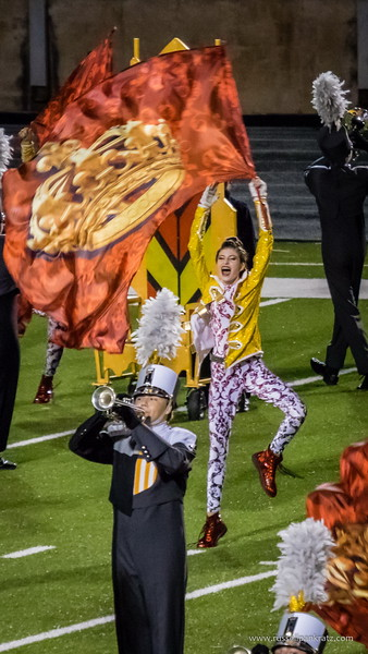 20161021 JBHSOPE - UIL Region 18 Marching Contest-38