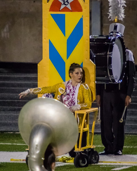 20161021 JBHSOPE - UIL Region 18 Marching Contest-15