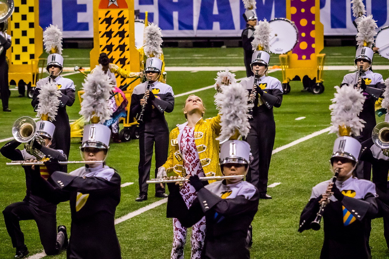 20161108 UIL 6A State Marching Contest-33