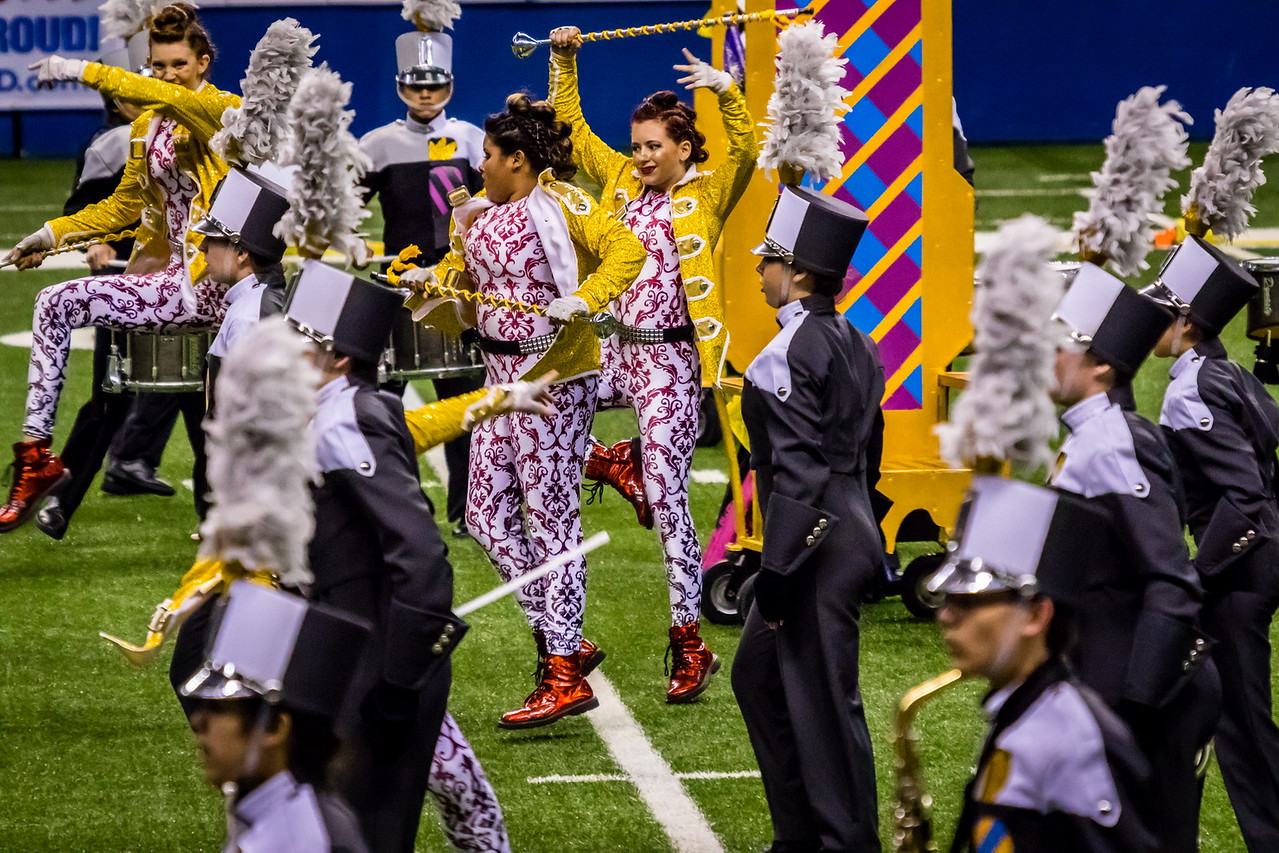 20161108 UIL 6A State Marching Contest-34