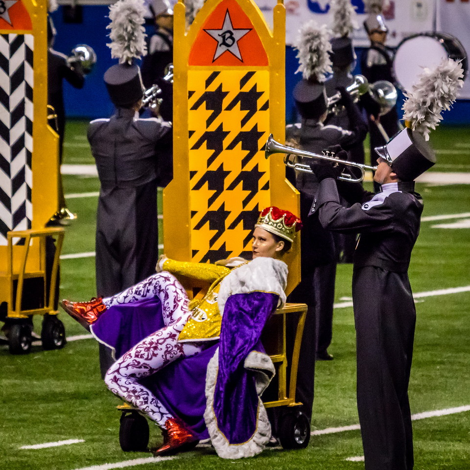 20161108 UIL 6A State Marching Contest-17
