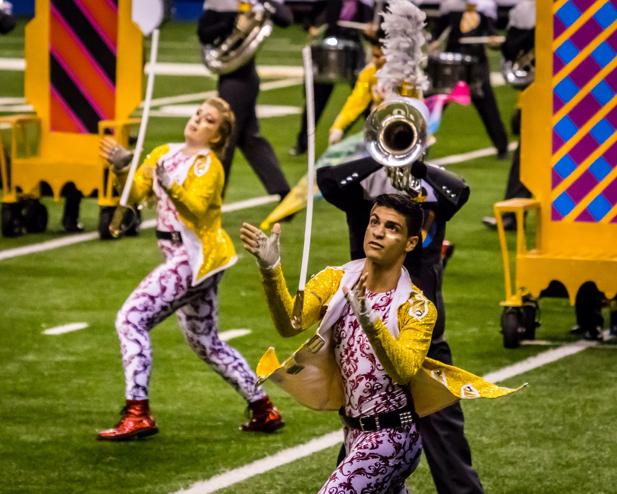 20161108 UIL 6A State Marching Contest-29