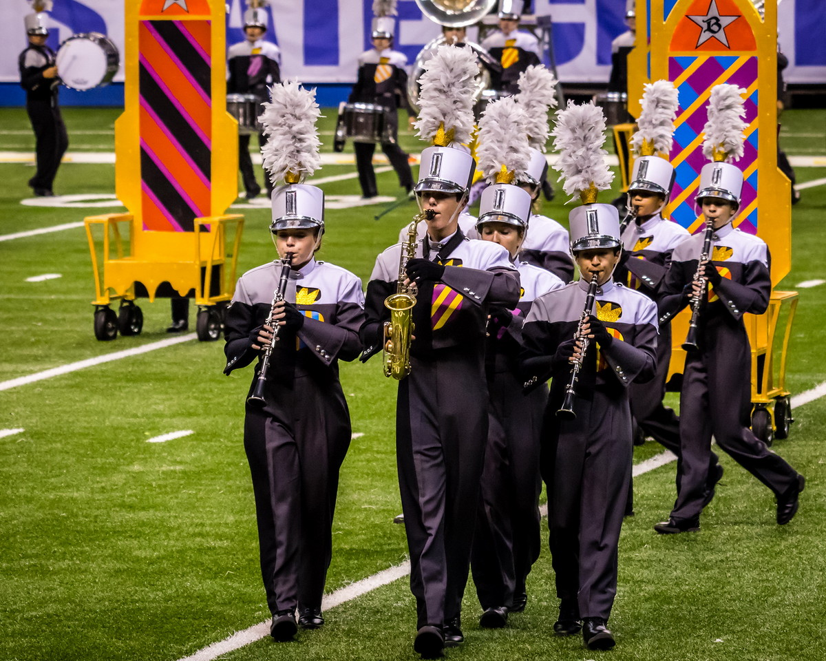 20161108 UIL 6A State Marching Contest-21
