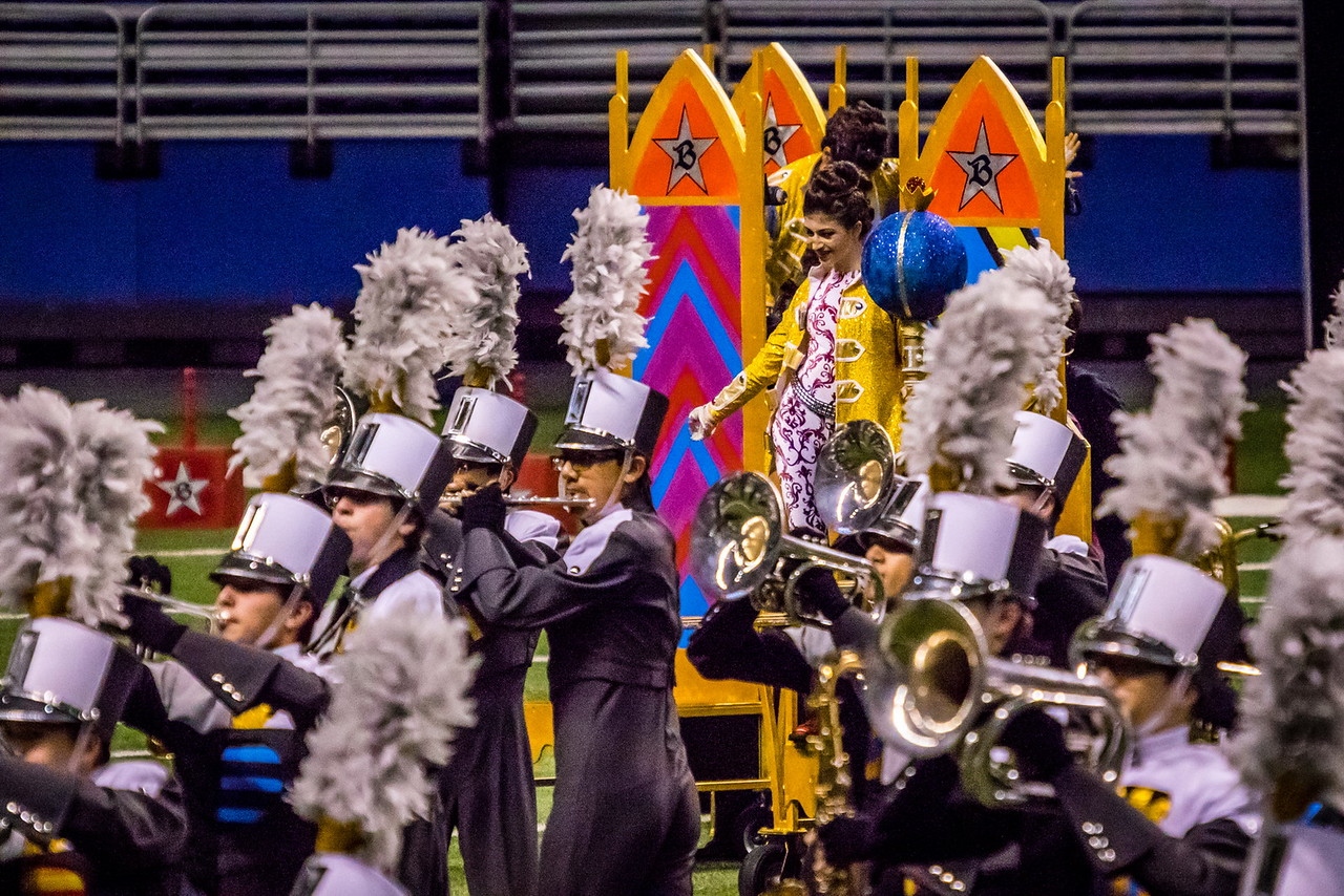20161108 UIL 6A State Marching Contest-48