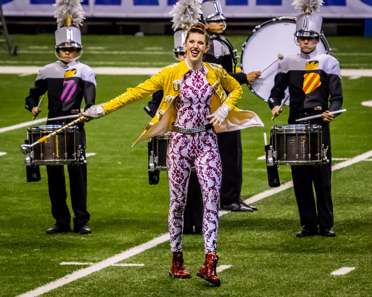 20161108 UIL 6A State Marching Contest-37