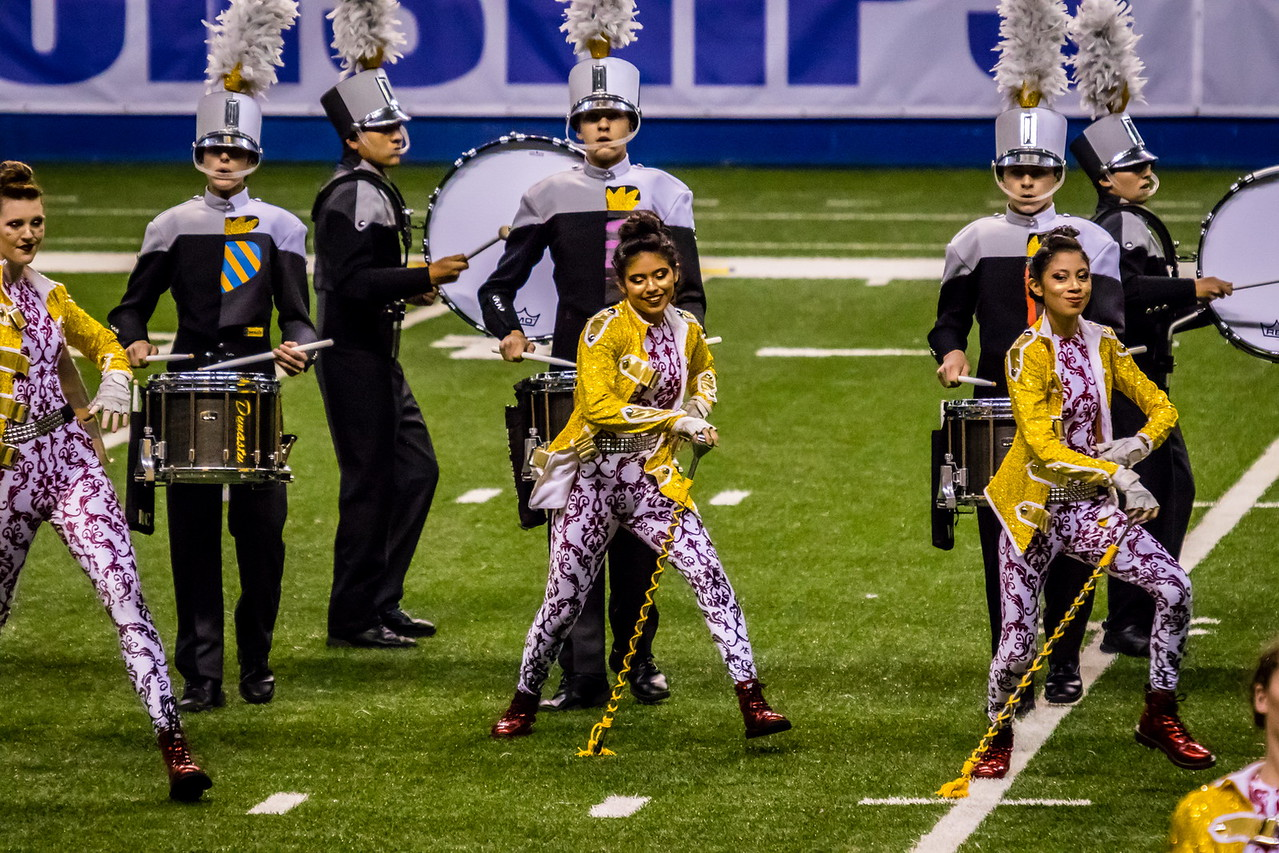 20161108 UIL 6A State Marching Contest-35