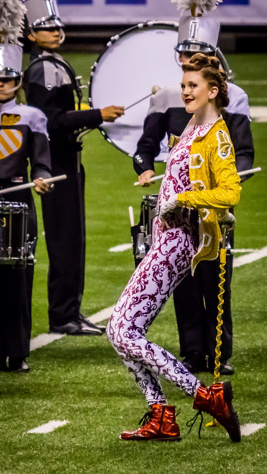 20161108 UIL 6A State Marching Contest-36
