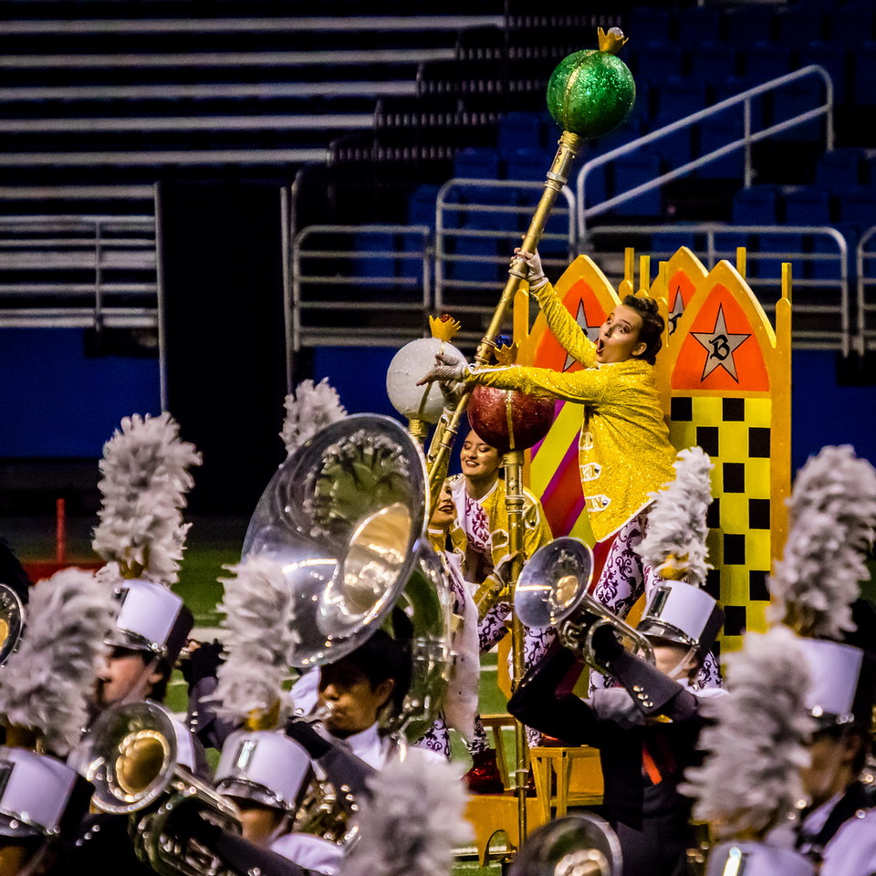 20161108 UIL 6A State Marching Contest-47