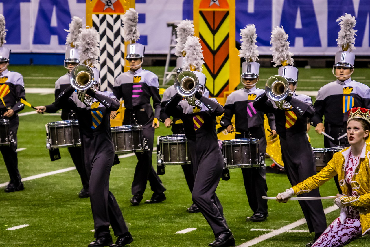 20161108 UIL 6A State Marching Contest-44
