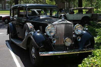 Rolls Royce Owners Club 2008 Annual Meet - Williamsburg, VA