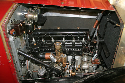1923 20 HP Rolls Royce, Barker bodied drophead Doctors' Coupe, 89K1