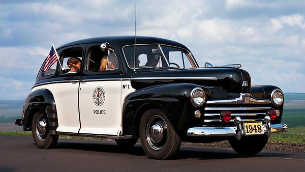 Parade 2011 1948 Police Car