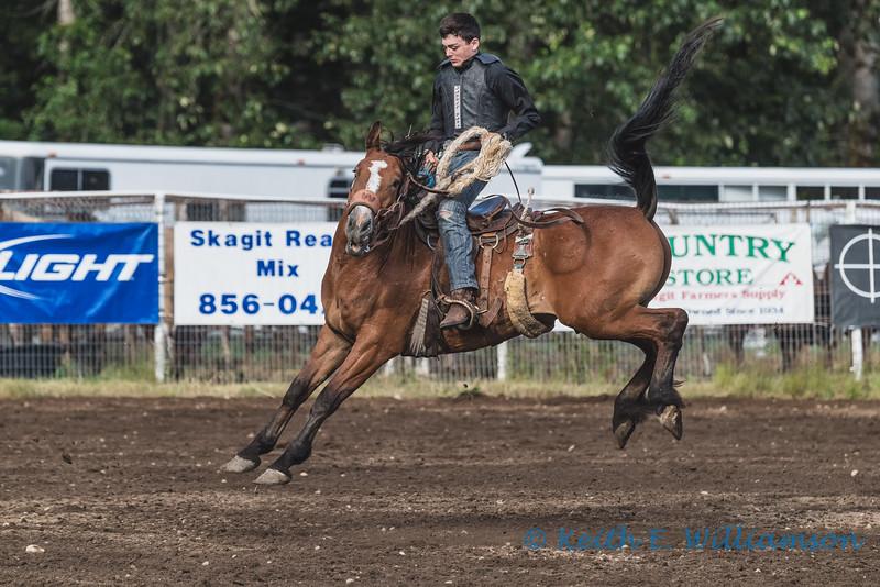 Bronco riding - 2