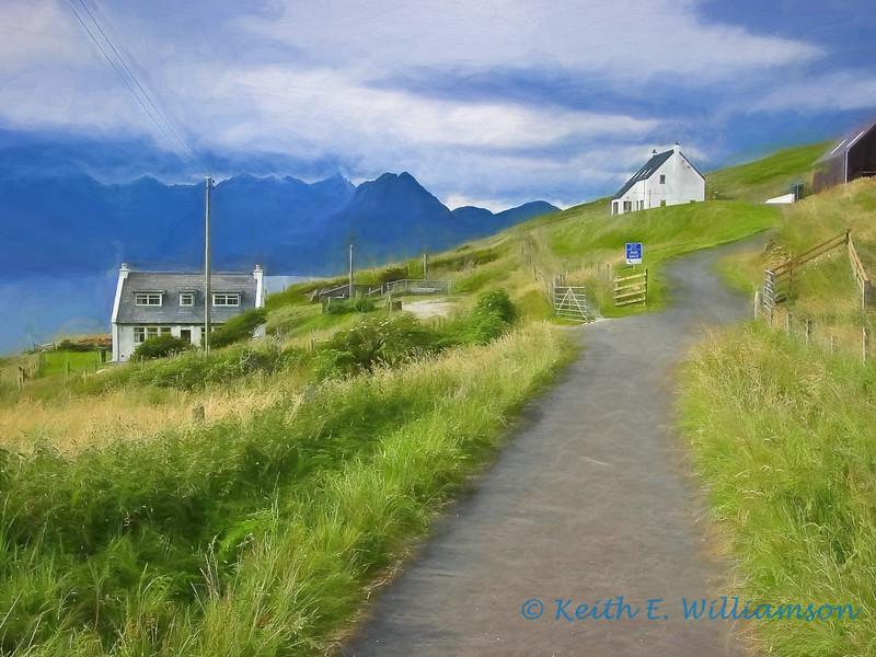 Elgol, Isle of Sky, Scotland
