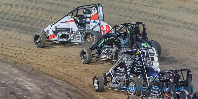 Midget Car Racing, Skagit Speedway