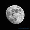 Moon, nearly full