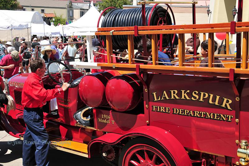 1916 Model T - Larkspur Fire Department