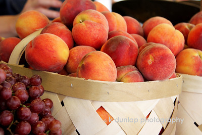 "06.07.11 = Just peachy  ""Life is a peach. Once you get past the fuzzy exterior, it's oh so sweet!""  Kristan Dunlap"