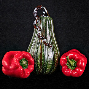 Red Peppers Copyright 2020 Steve Leimberg UnSeenImages Com