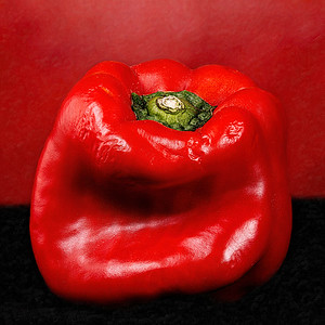 Red Peper II Copyright 2020- Steve Leimberg UnSeenImages Com