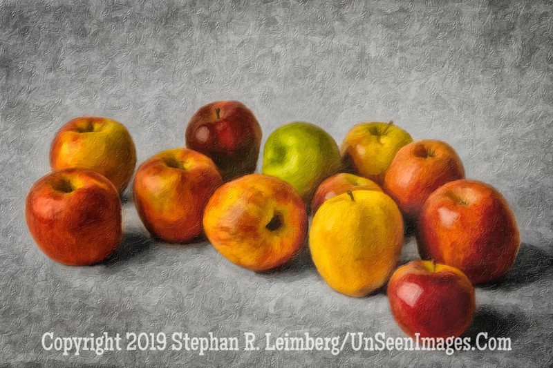 Apple Sauce  2 - Copyright 2015 Steve Leimberg - UnSeenImages Com A0002731