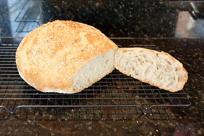 Rustic White Bread (2)