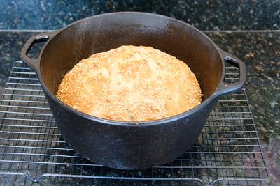 Rustic White Bread (1)
