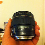 Canon 85mm f1.8 : SOLD