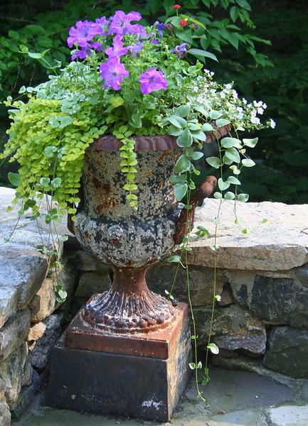 I bartered legal services for this urn.  I got the better bargain.
