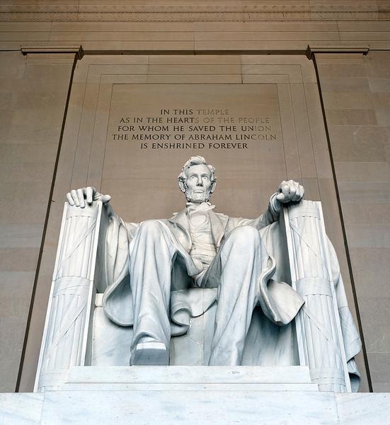 Lincoln Memorial- Washington, DC