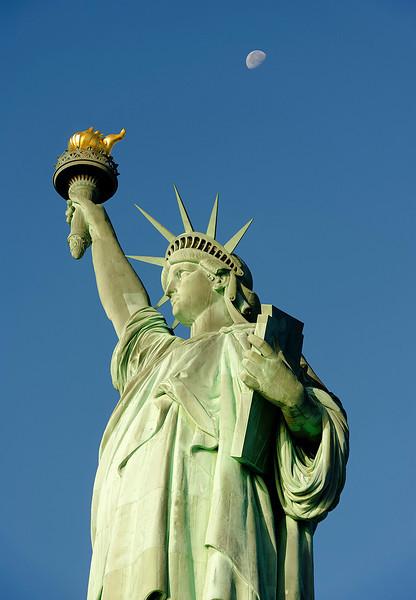 Statue Of Liberty- NY