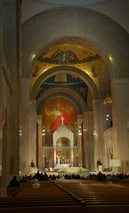 Basilica of the National Shrine of the Immaculate Conception, Washington DC