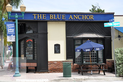 The Blue Anchor Pub, Delray Beach FL This Image is © Tricia Chatterton Goldrick/Chattergold Studios.  All Rights Reserved.  No duplication without permission (see commercial downloads).  This image may be downloaded from this website for blogging purposes only.