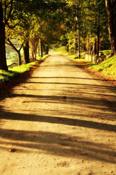 Dirt Road, Bedford