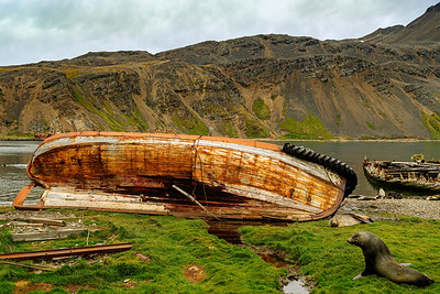 Old Whaling Boat Copyright 2020 Steve Leimberg UnSeenImages Com _DSF0234