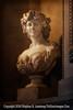 Woman's Bust - Vanderbilt Home -PAINTING -  Copyright 2014 - Steve Leimberg - UnSeenImages Com _H1R2940