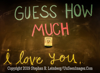 Guess How Much I Love You - Copyright 2017 Steve Leimberg UnSeenImages Com L1000023