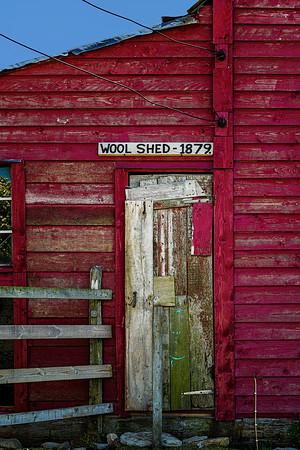 Wool Shed Copyright 2020 Steve Leimberg UnSeenImages Com _DSC0916
