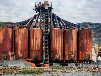 Whale Oil Tanks Copyright 2020 Steve Leimberg UnSeenImages Com _DSF0387