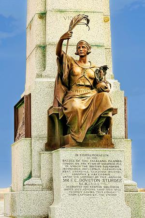 Battle of the Falklands 1914 Copyright 2020 Steve Leimberg UnSeenImages Com _DSC1582
