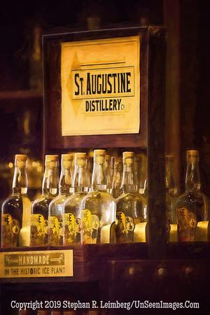 St  Augustine Distillery - Painting - Copyright 2016 Steve Leimberg - UnSeenImages Com _Z2A9828