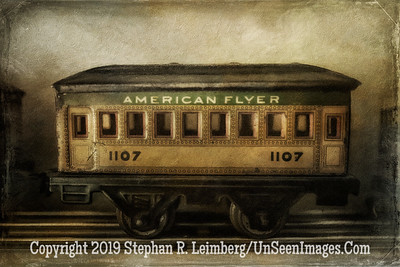American Flyer 1107 Jim Widerman - Copyright 2015 Steve Leimberg - UnSeenImages Com L1000911-1